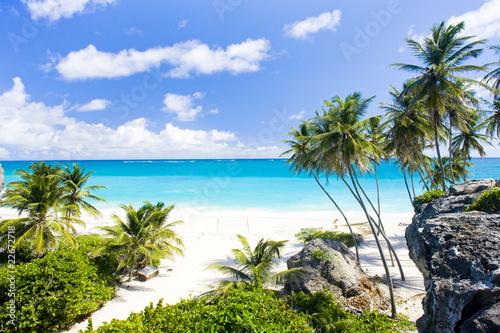 Foto op Plexiglas Caraïben Bottom Bay, Barbados, Caribbean