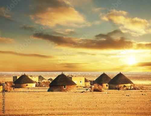 afrykanska-wioska