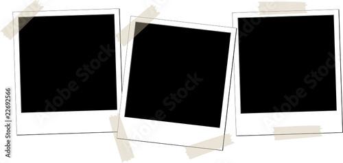 Fototapeta Polaroid obraz na płótnie