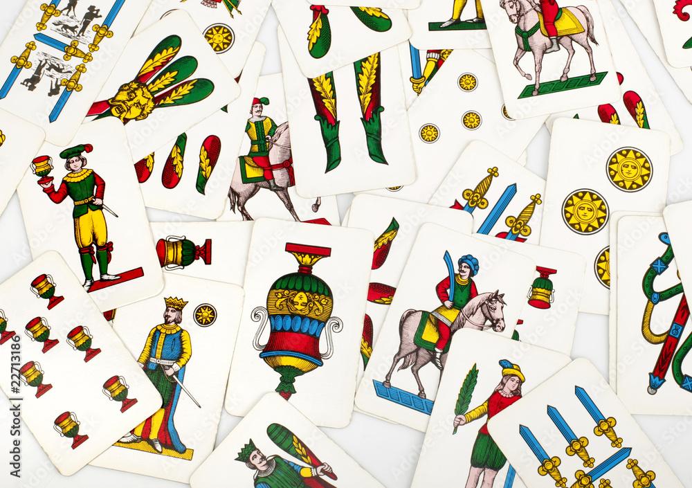 Trucchi con le carte napoletane