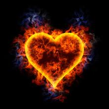 Fiery Heart.