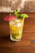 Mojito Rum Scuro - Cocktail