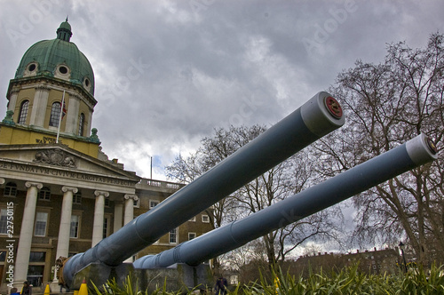 Fototapeta The Imperial War Museum, London
