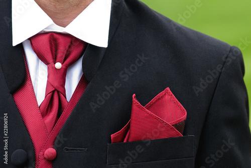 Fotografía costume du marié