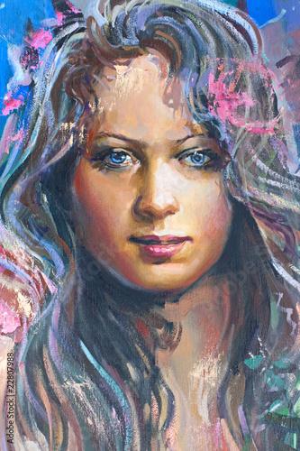 namalowany-rysunek-kobiecej-twarzy