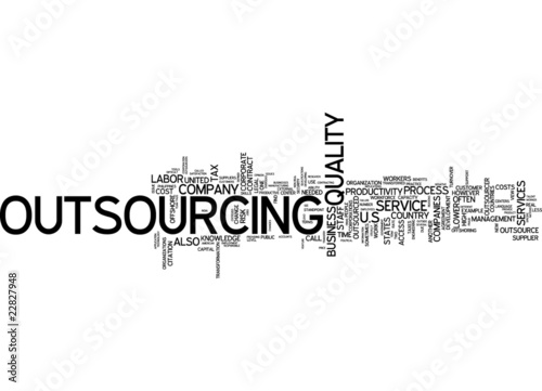 Outsourcing #22827948