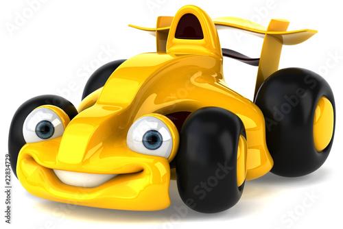 Keuken foto achterwand Cars Formule 1