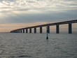 Bridge - a sunset vision