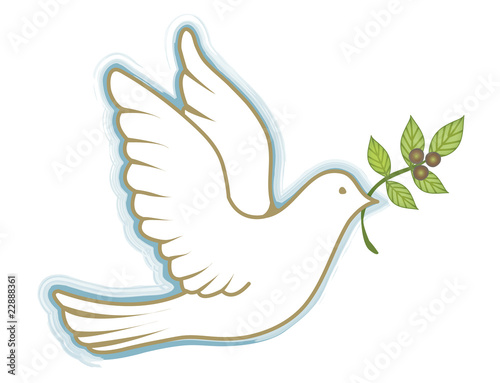 Photo  Peace Dove