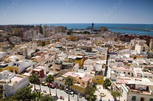Panorama od Almería