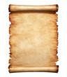 canvas print picture Old Parchment Paper Letter Background