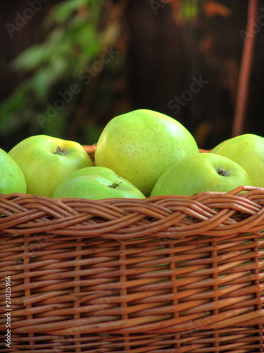 nouvelle arrivee 33ca9 1dd34 Apples in the basket nb.2 - Buy this stock photo and explore ...