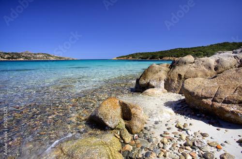 Tablou Canvas Isola Caprera (Sardegna)