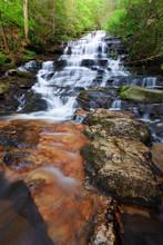 Minnehaha Waterfall, North Georgia