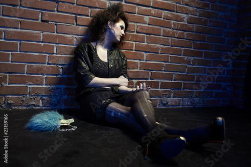Fototapeta prostitute