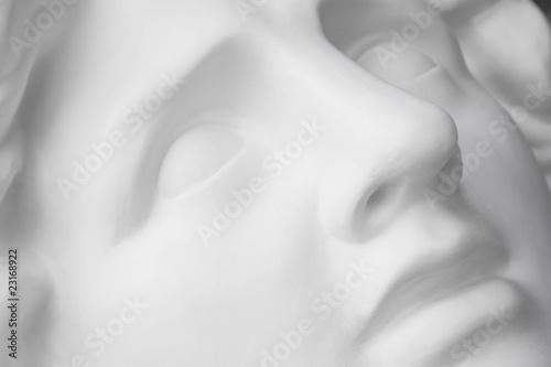 sculpture of a woman Fototapeta