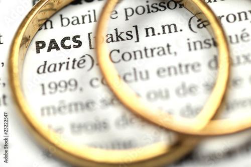 Le Pacs Canvas Print