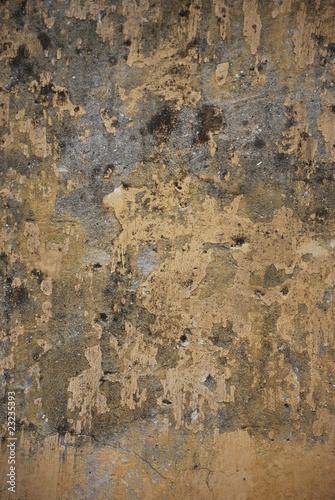 Foto auf AluDibond Alte schmutzig texturierte wand mur