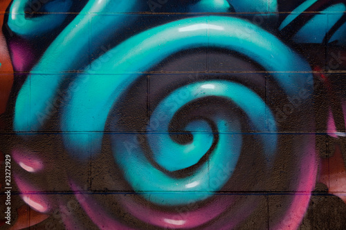 Graffiti Swirls