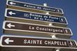 Paris Signpost