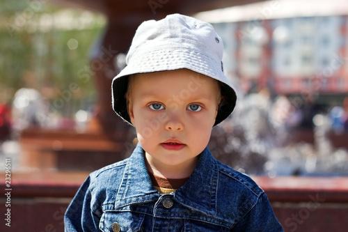 Photo  boy cap