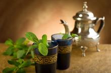Moroccan Mint Tea- Te Marocchi...