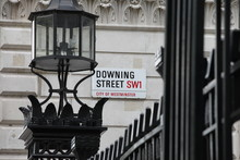 Downing Street City Of Westmin...