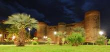 Ursino Castle In Catania, Sicily