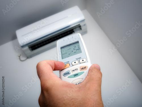 Fotografía  Air conditioner