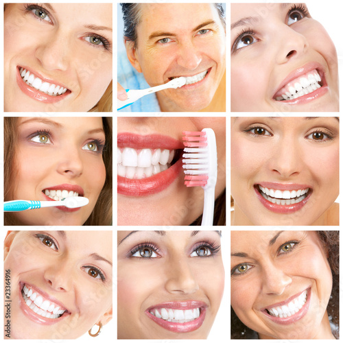 Smiles ans teeth #23364916