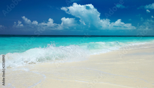 Photo Beautiful beach