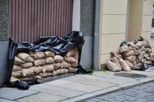 Hochwasser - Passau, Donau Im ...