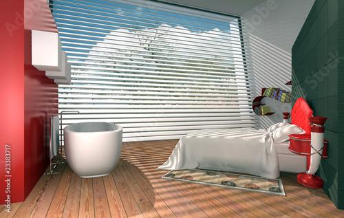 Vasca Da Bagno In Camera Da Letto : Camera da letto vasca idromassaggio in camera da letto hotel