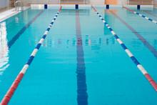 Empty New School Swimming Pool