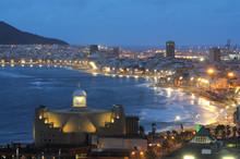 The City Of Las Palmas De Gran...