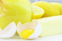 Ingredients For Lemon Curd