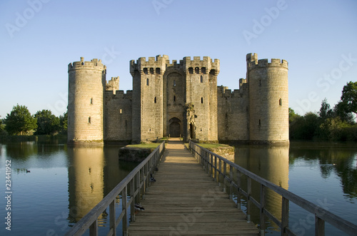 Photo Bodiam Castle