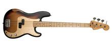 Brown Bass Guitar