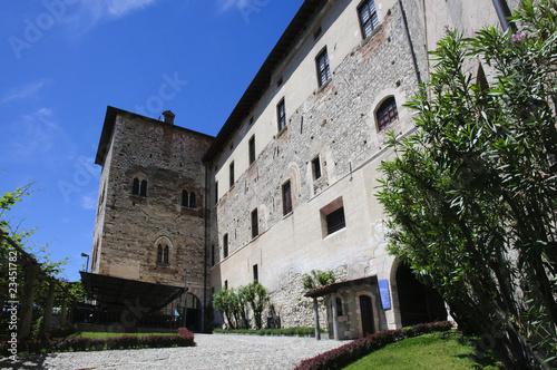 Fotografia, Obraz  Rocca Borromea - Angera