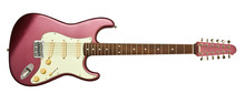 Electric Guitar With Twelve St...