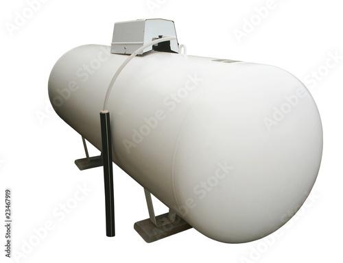 Fotografiet  Réservoir de gaz