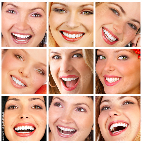 happy woman #23493744