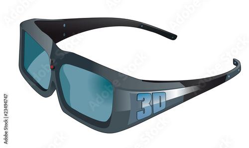 Photo  glasses 3D