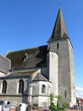 Tour Romane (XIIIè Siècle) De L'église St Antoine à Meerbeek