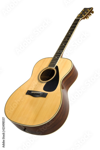 Fotografie, Obraz chitarra acustica di Oscar