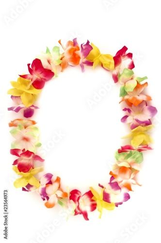Foto Hawaii-lei