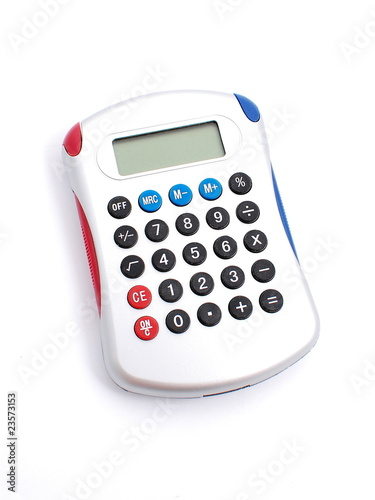 Fototapeta Calculator obraz