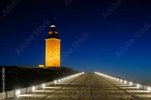 Torre de Hercules - La Coruña (Galicia)