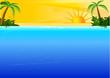 paysage tropical