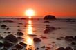 canvas print picture - An der Ostseeküste auf Rügen